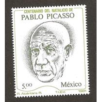 100 Años Natalicio Pablo Picasso 1981