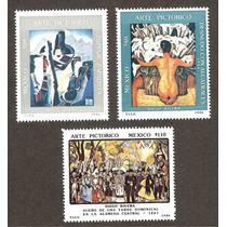 Diego Rivera Pinturas 1986