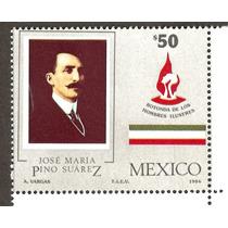 Estampillas 1986, Pino Suarez Nueva