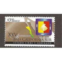 25 Aniv Estado De Baja California Sur 1999
