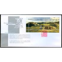 Sc 2565 D-e Año 2007 Sobre Monte Alban Zona Arqueologica