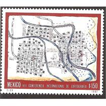 Conferencia Cartografía Mapa 1987