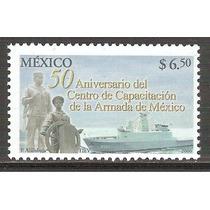 2006 Centro De Capacitación De La Armada Naval De México Mnh