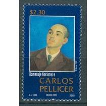 Sc 2018 Año 1997 Carlos Pellicer Poeta