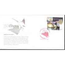 2007 Colima, 150 Años Sobre Primer Día De Emisión Pez Vela