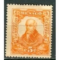 Sc 314 Año 1910 Independencia De Mexico Miguel Hidalgo