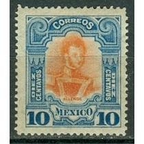 Sc 315 Año 1910 Independencia De Mexico Ignacio Allende