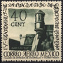 1323 México 4° Fundación Campeche 40c Mint N H 1940