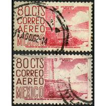 1289 Arquitectura 4° E Tinta Fluorescente 80c Usados 1960-63
