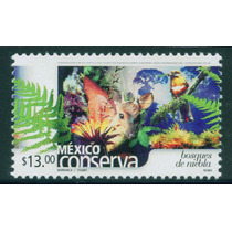 Mexico $13 Bosques Niebla Romo Conserva 2005 Nueva Mp Msi