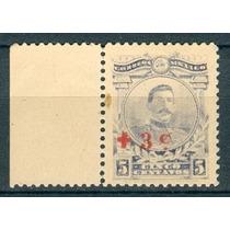 Sc B1 Año 1918 Maclovio Herrera 5c+3c