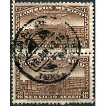 1892 Mot Mexicanos 3° E S Andres Tuxtla Par 10c Usado 1948