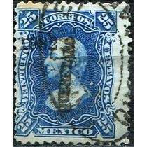 1835 Clásico Hidalgo Scott #109 Queretaro #1982 25c Usado