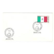 Sobre Primer Día Homenaje A La Bandera Nacional 1985