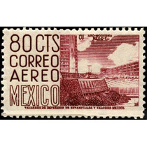 2066 Arquitectura S#c220 Fo 4° B E #1 D F 80c Mint N H 1963