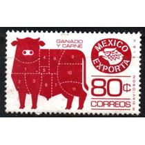 2302 Exporta 1° E F A (2) Scott#1115 Toro 80c Mint N H 1978