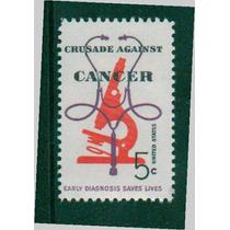 Timbre Lucha Contra El Cancer ( Estados Unidos)