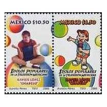 Mexico Chabelo Idolos Populares De La Televisionmexicana2006