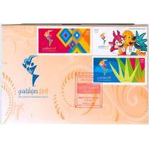 Sc 2755 Sobre Año 2011 Juegos Panamericanos Guadalajara