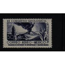 Timbres Del Volcan Mexicano Paricutin ( México )