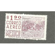 Estampilla Arqueología Arquitectura $1.90 Acapulco C447