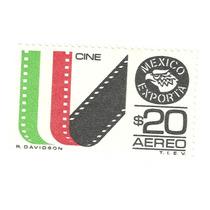 Mexico Exporta Cine $20 Papel Cebolla 3ra Nueva