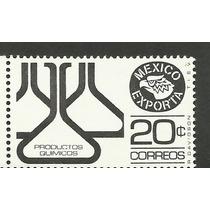 México Exporta Prod. Quimicos 20 C 2da Serie. Nueva Vbf