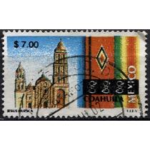 2272 Turistico Coahuila 15° E Scott#2136 $7 Usado 2000