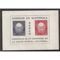 Guatemala Hojita X V Congreso De La U.p.u.