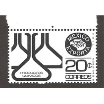 Mexico Exporta Productos Quimicos 20 C 6xta Serie Nueva