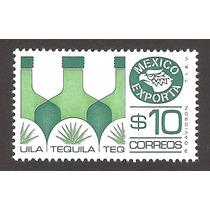 Mexico Exporta 10 Pesos Tequila 6xta Serie Nueva Perf 14