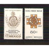 1964 Academia Nacional Medicina 1967 Escuela Medico Militar
