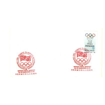 Sobre Primer Día Emisión Comite Olimpico Internacional 1994