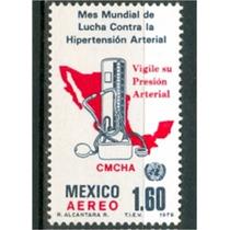 Sc C559 Año 1978 Mes Mundial De Lucha Contra La Hipertension