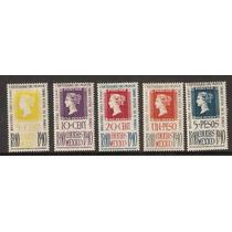 Serie Centenario Primer Estampilla Del Mundo 1940 Nuevas