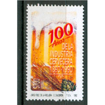 Sc 1680 Año 1990 100 Años De La Industria Cervezera