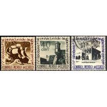2366 México 4° Cent Campeche Scott#c111 3 S Usado Nuevo 1940