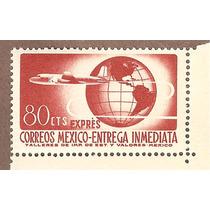 Entrega Inmediata Avión Mapa E17 Nuevo 1956