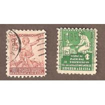 Estampillas De Cuba Lucha Contra La Tuberculosis 1938 Y 1939
