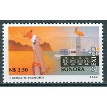 Sc 1796 Año 1993 Sonora N$ 2.50 Pesos