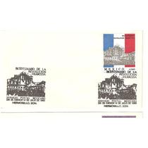 Sobre Primer Día Bicentenario Revolución Francesa1989
