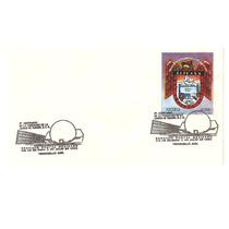Sobre Primer Centenario De Tijuana Escudo1989