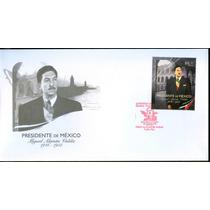 Sc 2574 Año 2008 Sobre Presidente De Mexico Miguel Aleman