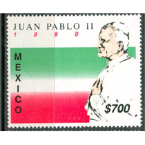 Sc 1648 Año 1990 Juan Pablo Ii