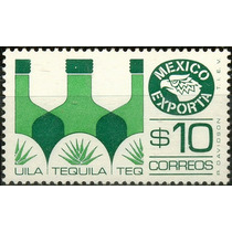 2308 Exporta 2° E Tequila F A 1 A 10 Mint N H 1979