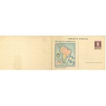 0004.-vieja Tarjeta Postal Argentina Año 1933-vv4
