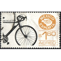 2152 Exporta 2° E Bicicletas F B 3 L Raro $1.60 Usado 1981