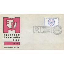 México, Sobre 1er Día, Año Internacional De La Mujer 1975