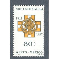 Escuela Médico Militar Salud Mexico 1967