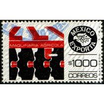 2526 Exporta M Agricola N Sobrepuesto 10° E $1000 Usado 1989